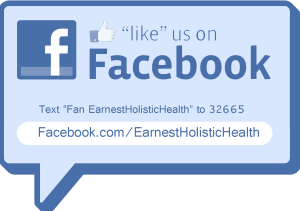 Earnest Holistic Health Facebook